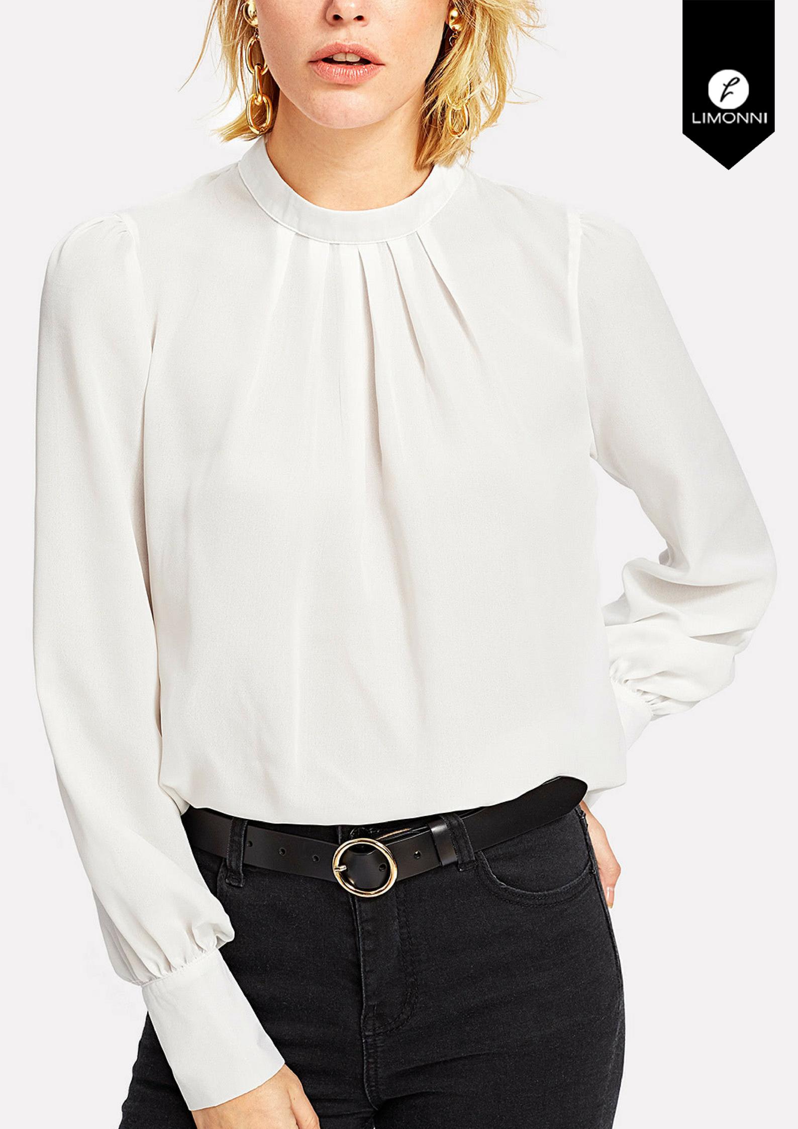 Blusas para mujer Limonni Novalee LI1484 Casuales