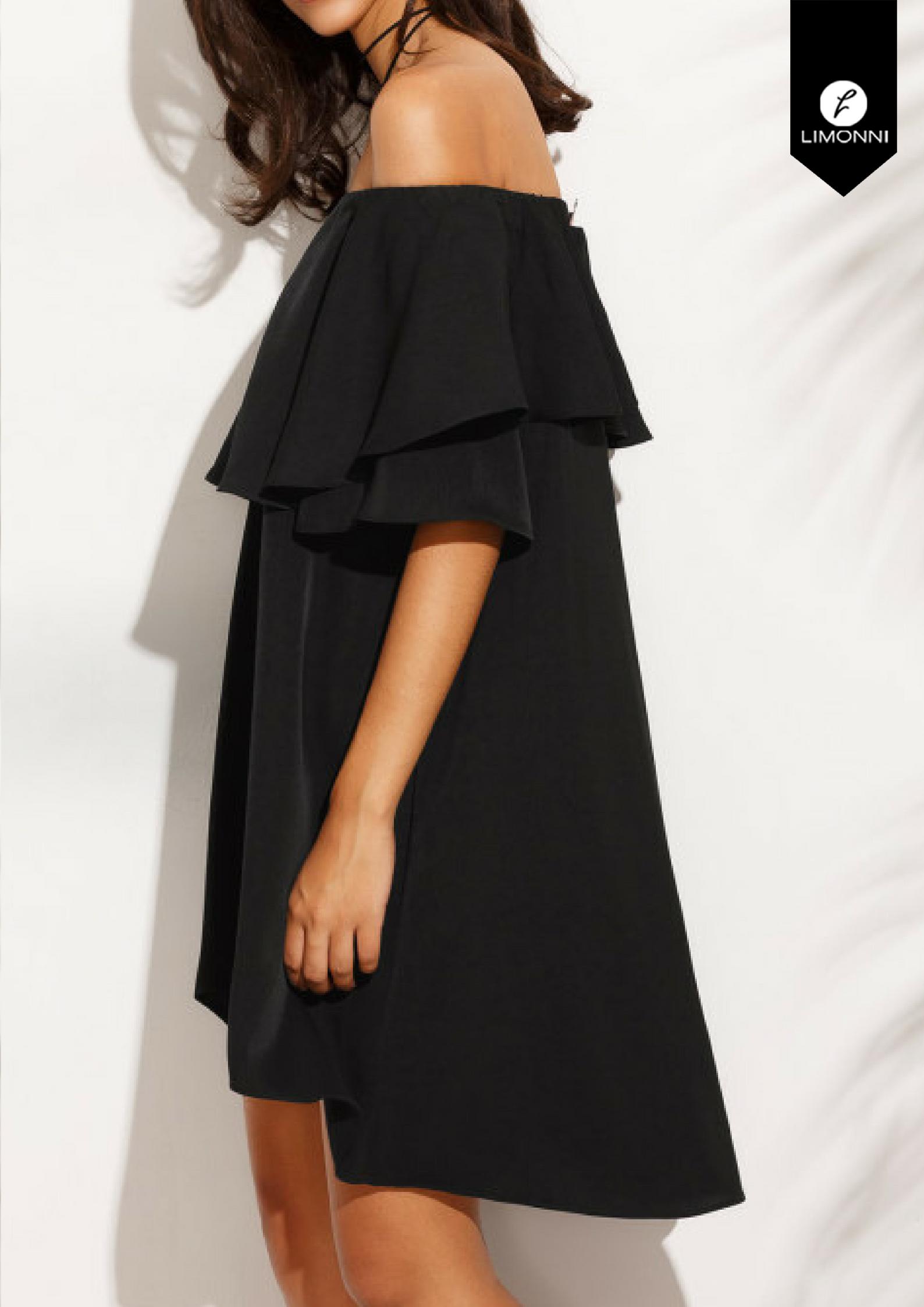 Vestidos para mujer Limonni Novalee LI1494 Cortos Casuales