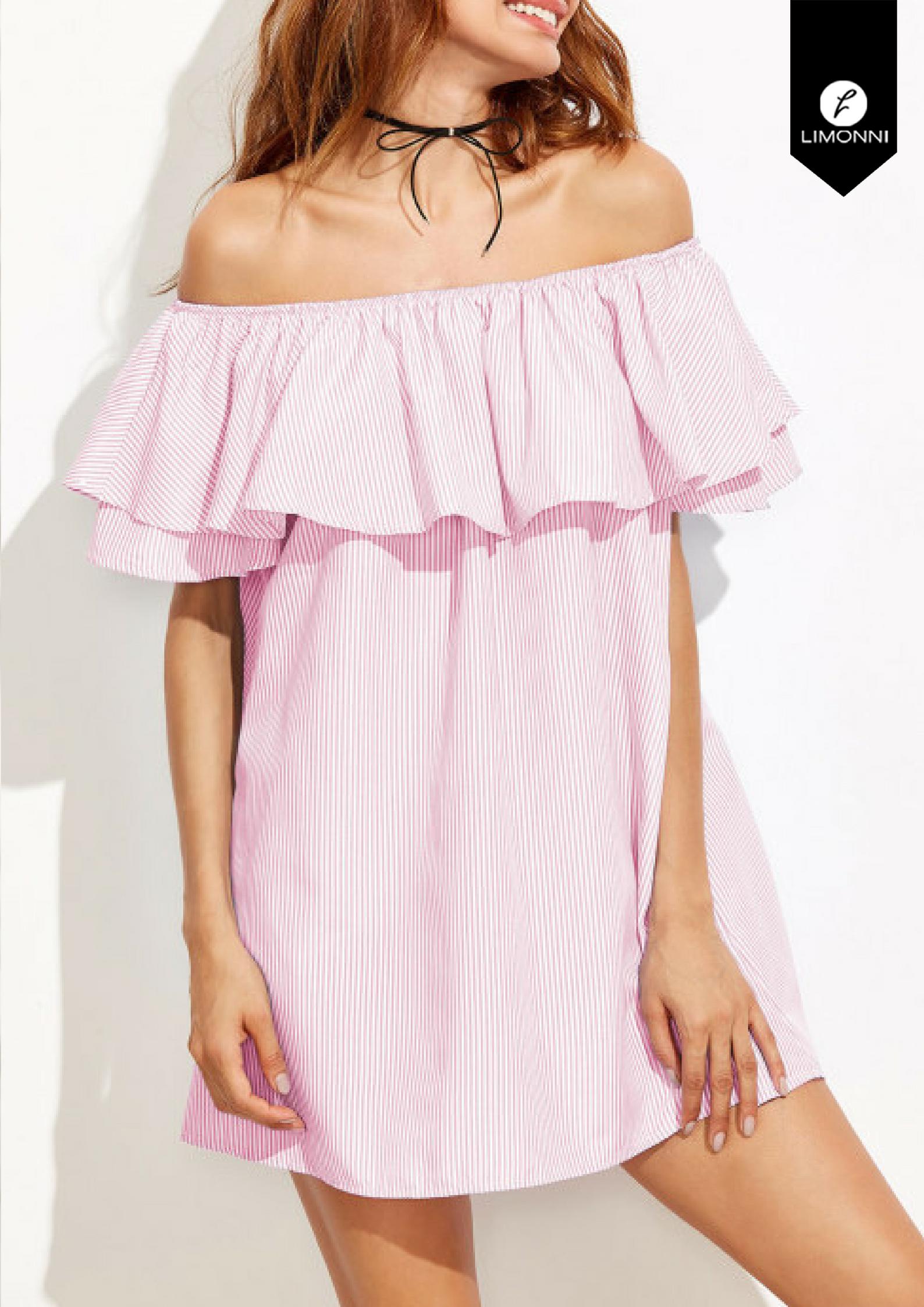 Vestidos para mujer Limonni Limonni LI1495 Cortos Casuales