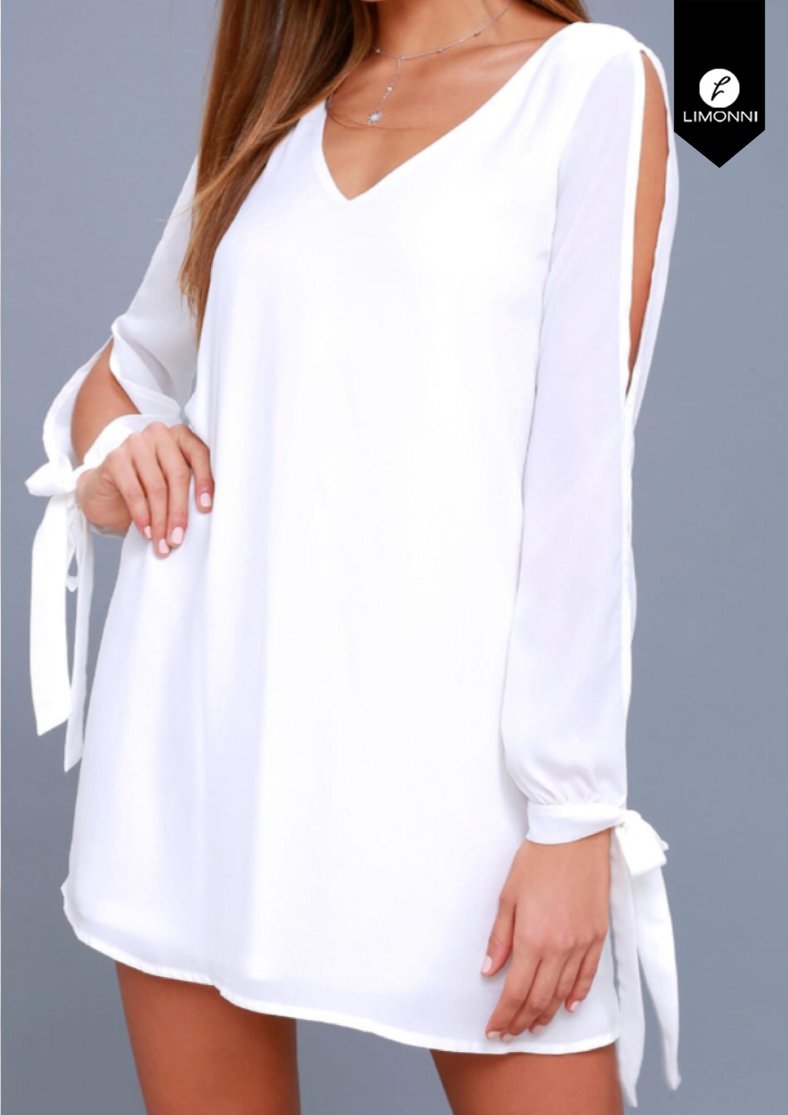 Vestidos para mujer Limonni Limonni LI1509 Cortos elegantes