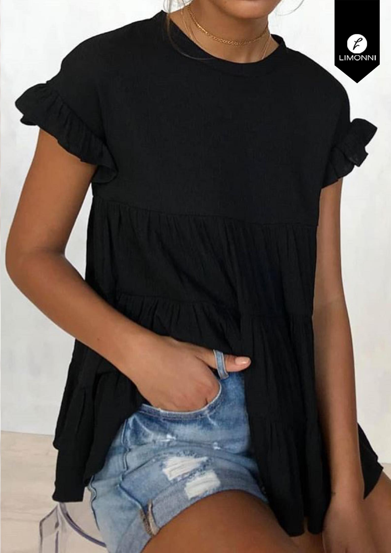 Blusas para mujer Limonni Novalee LI1522 Casuales