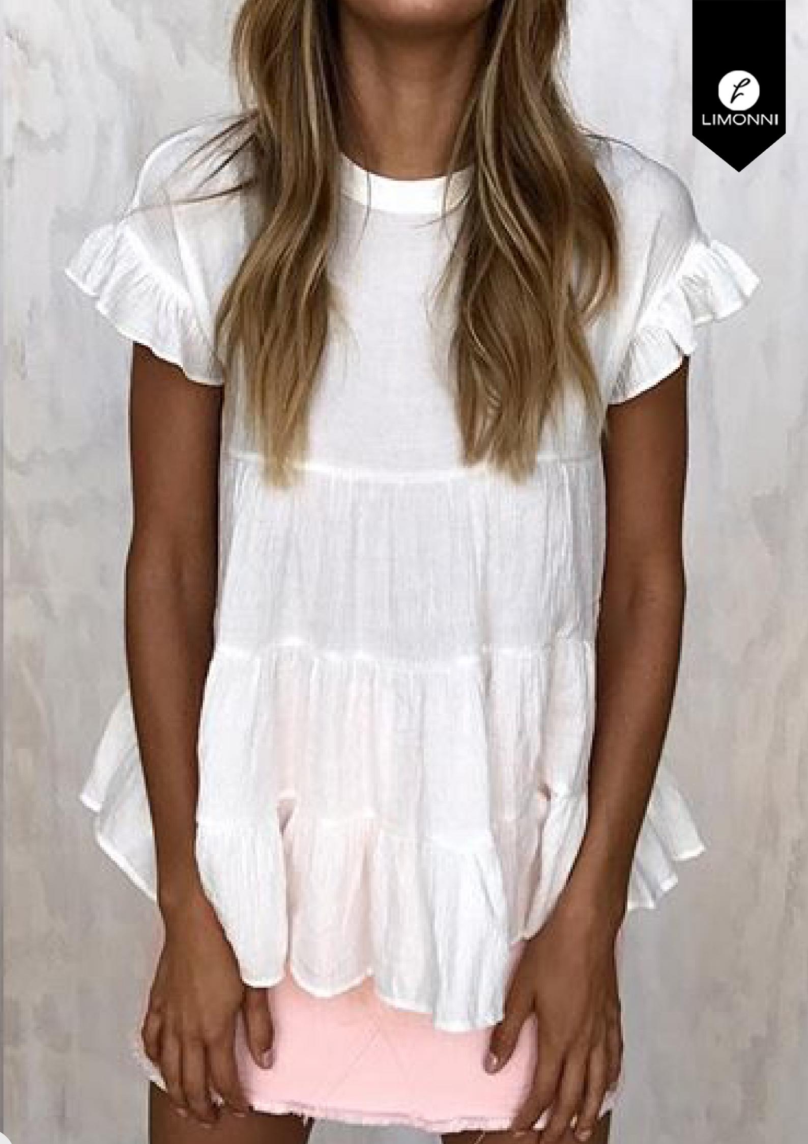 Blusas para mujer Limonni Novalee LI1529 Casuales