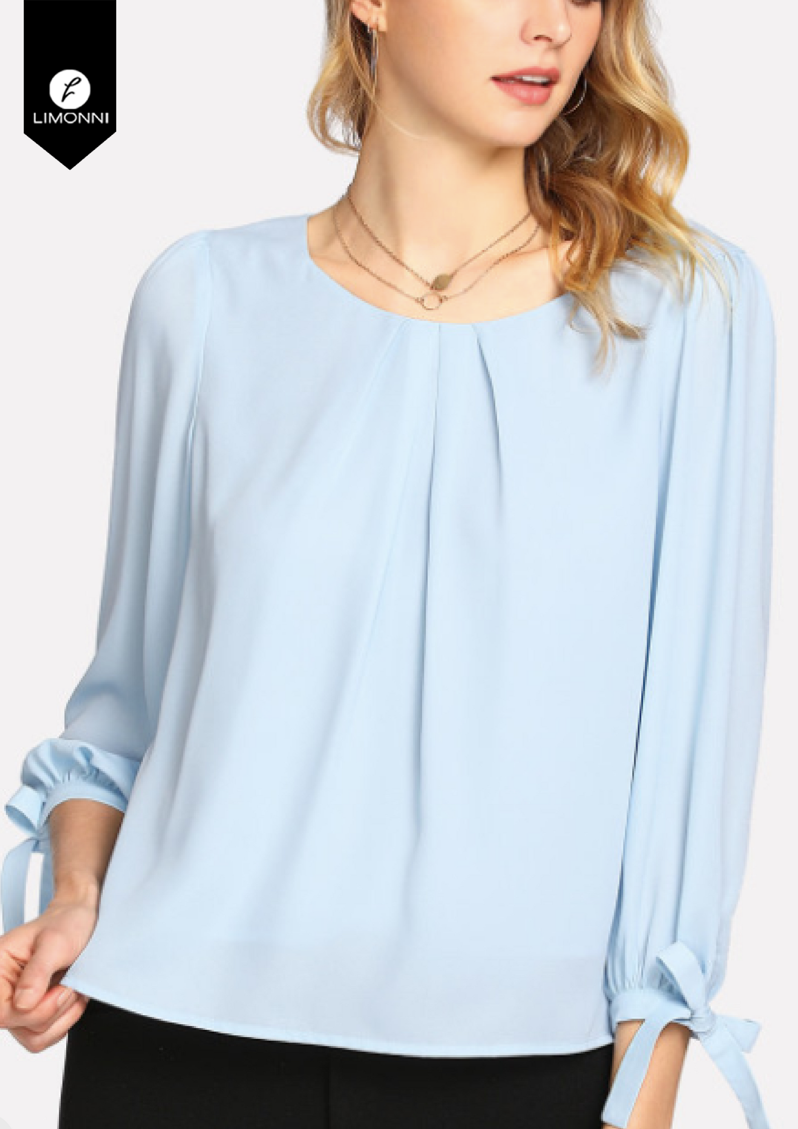 Blusas para mujer Limonni Novalee LI1537 Casuales
