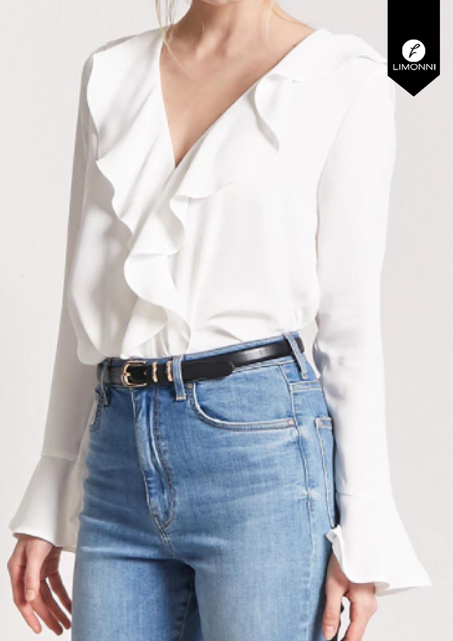 Blusas para mujer Limonni Novalee LI1538 Casuales