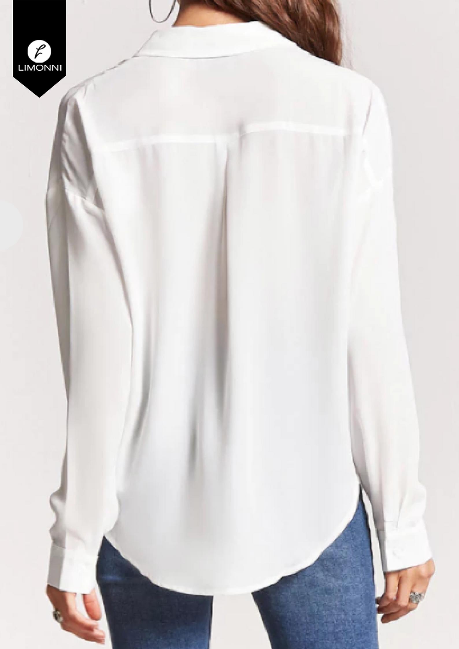 Blusas para mujer Limonni Novalee LI1539 Camiseras