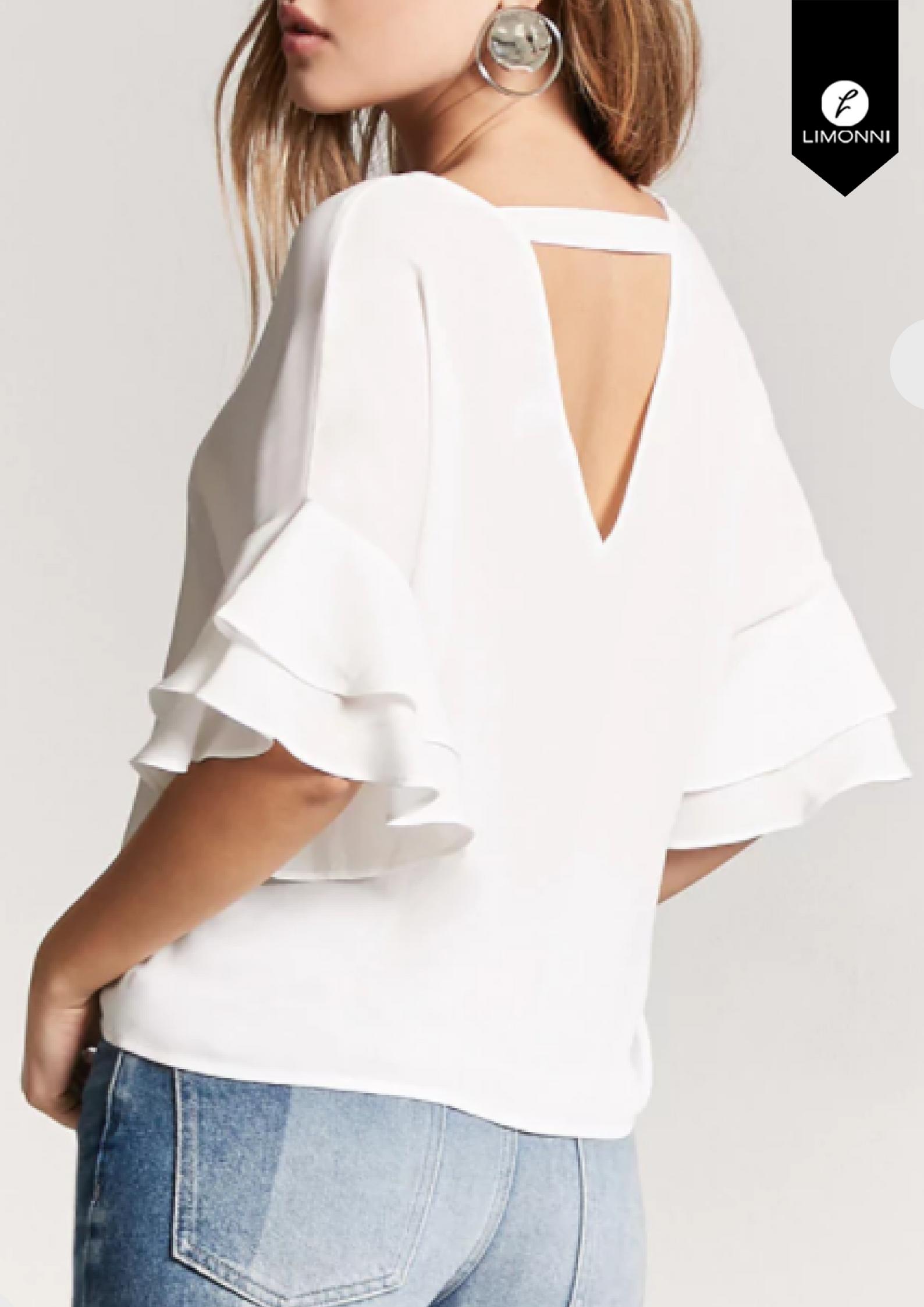 Blusas para mujer Limonni Novalee LI1545 Casuales
