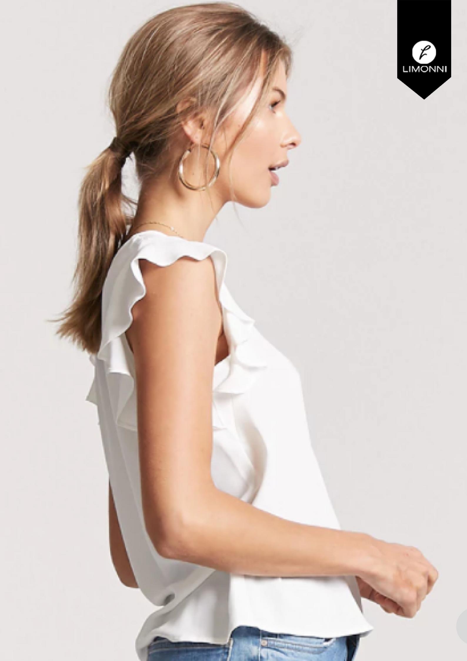 Blusas para mujer Limonni Novalee LI1551 Casuales