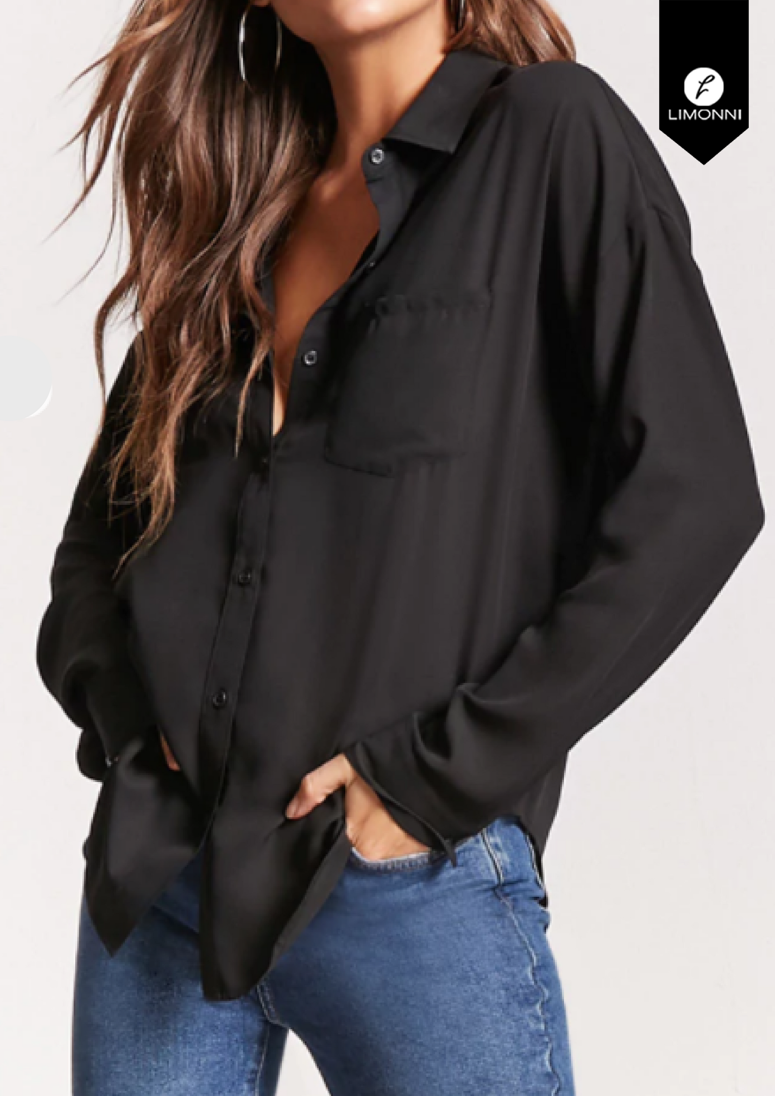 Blusas para mujer Limonni Novalee LI1555 Camiseras