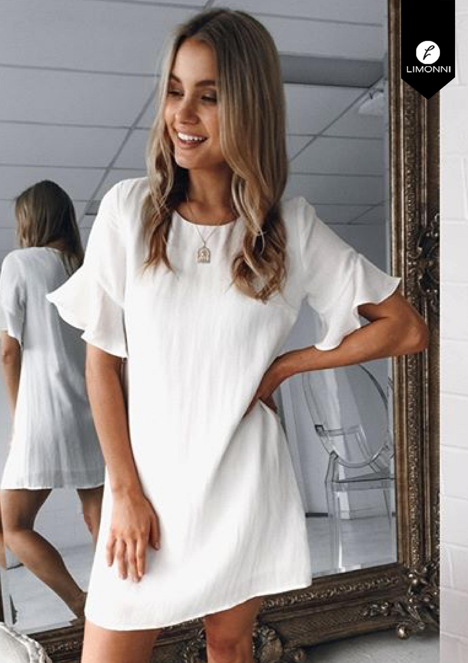 Vestidos para mujer Limonni Novalee LI1557 Cortos Casuales
