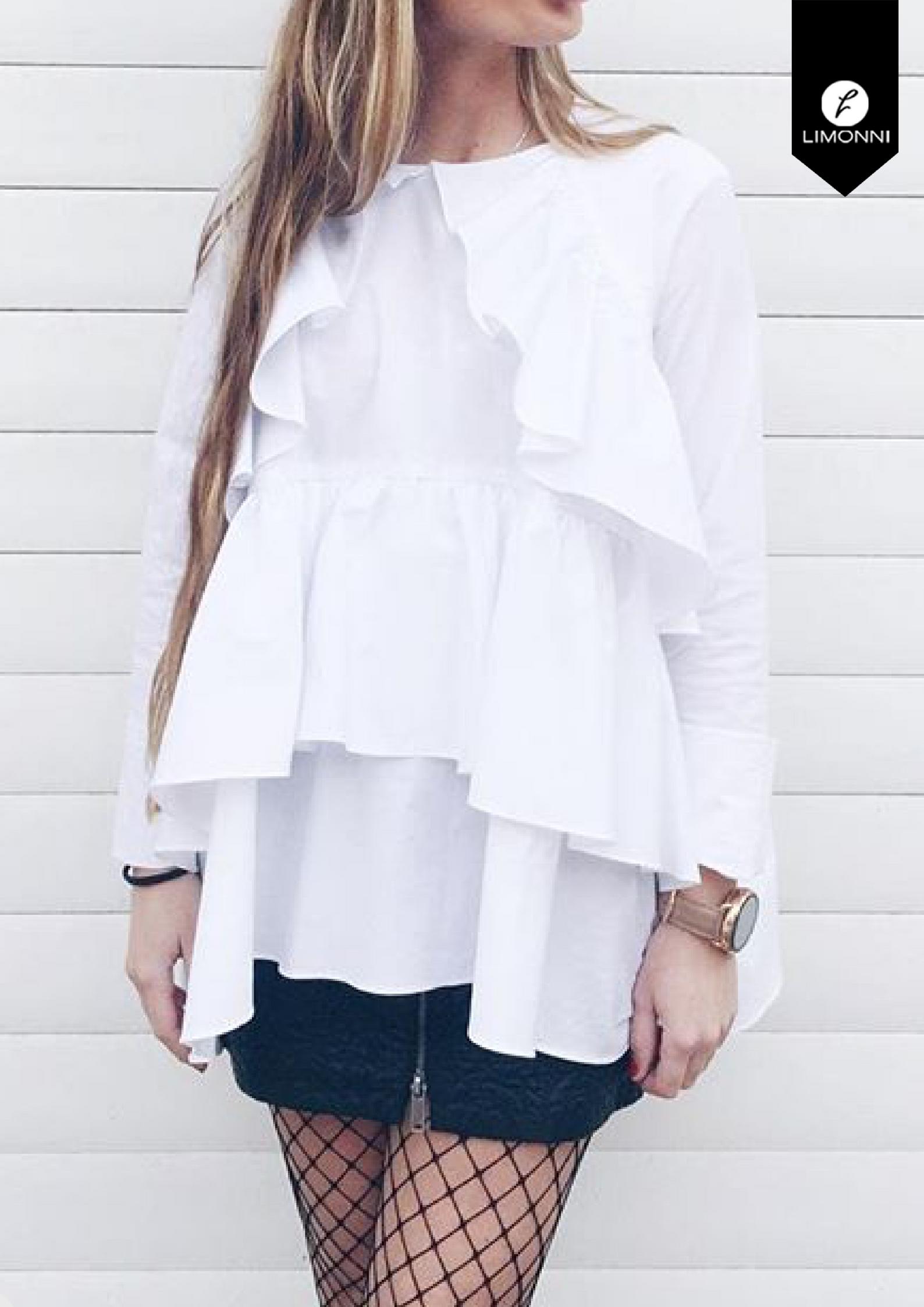 Blusas para mujer Limonni Novalee LI1558 Casuales