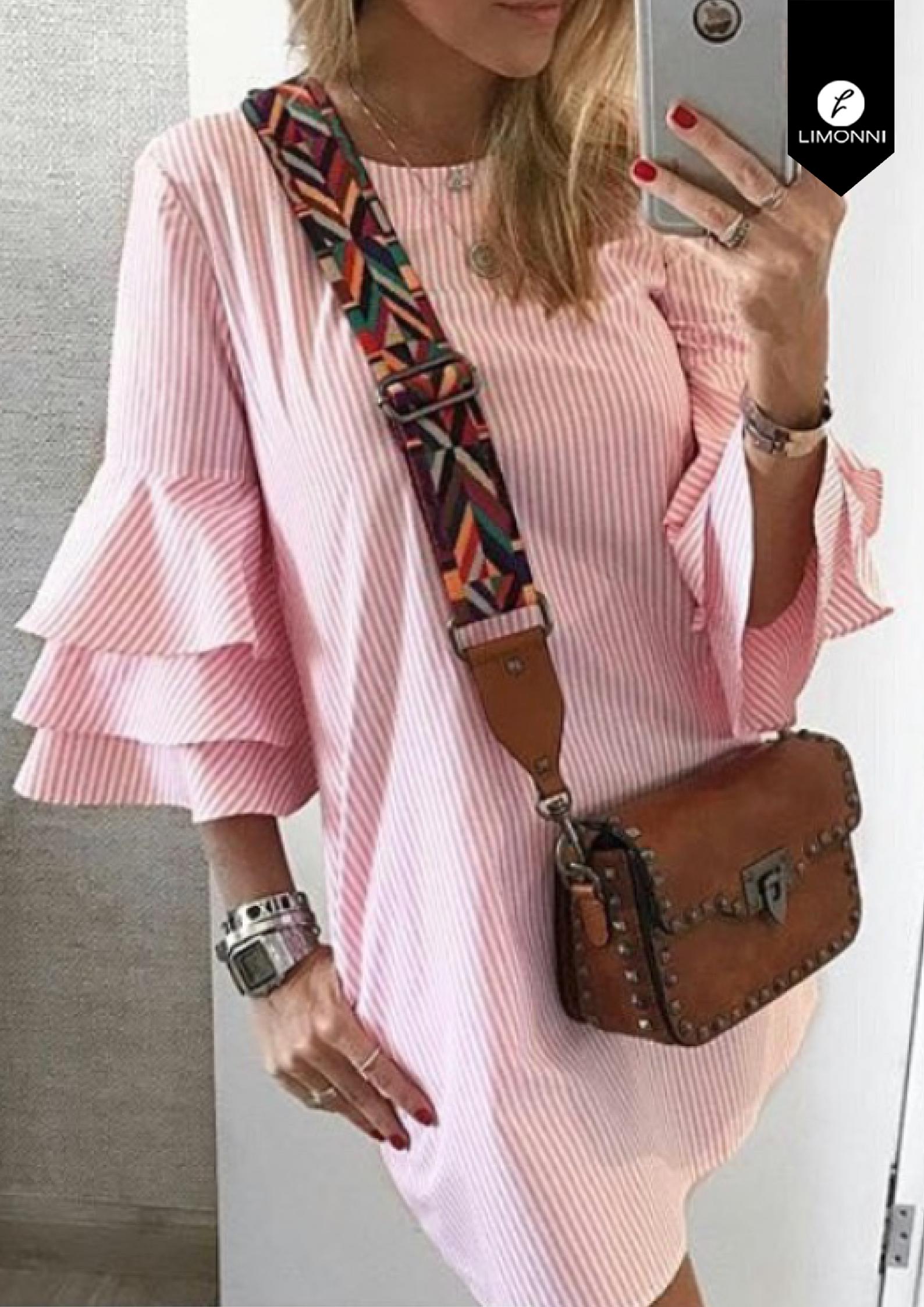 Vestidos para mujer Limonni Novalee LI1561 Cortos Casuales