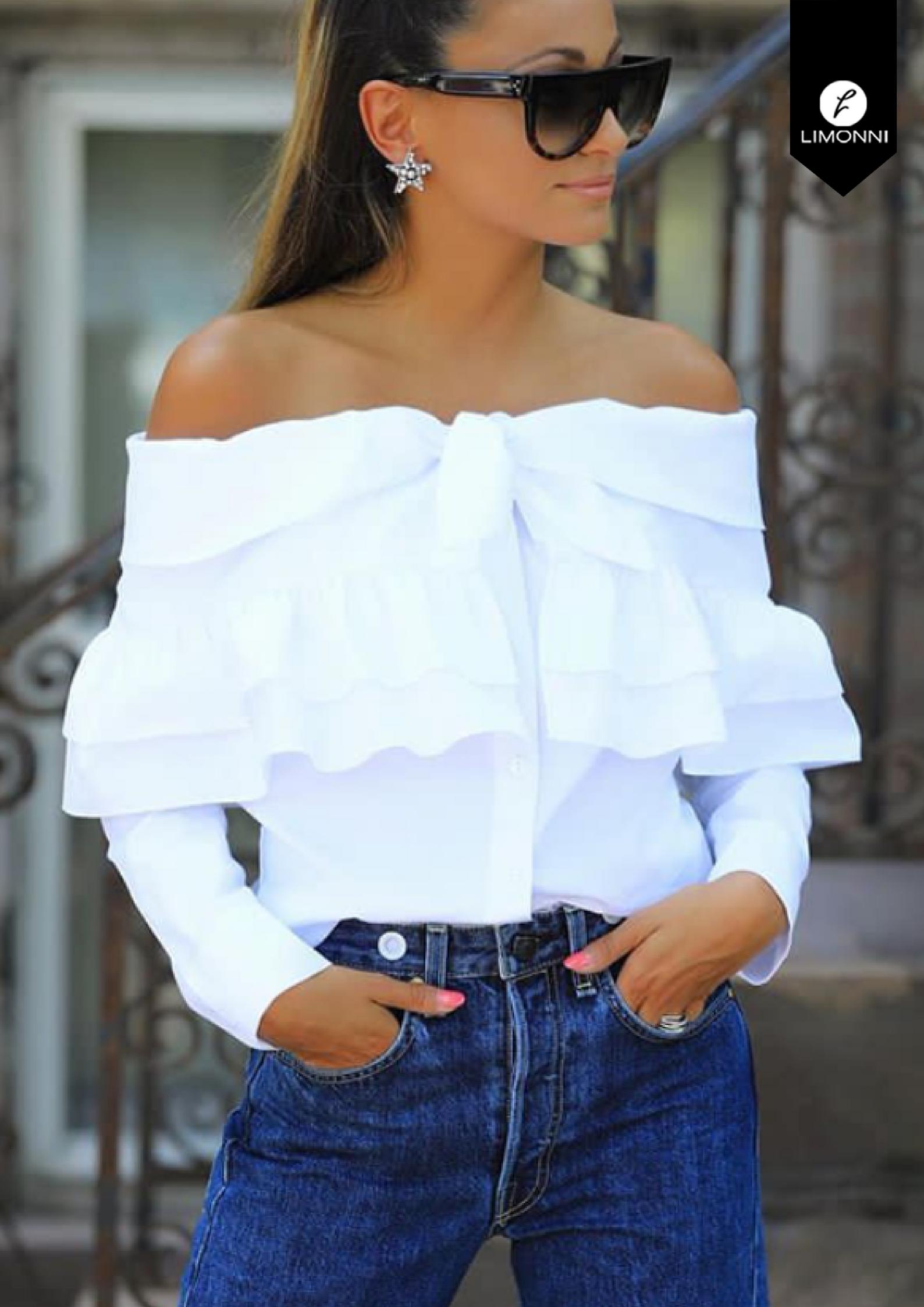 Blusas para mujer Limonni Novalee LI1578 Casuales