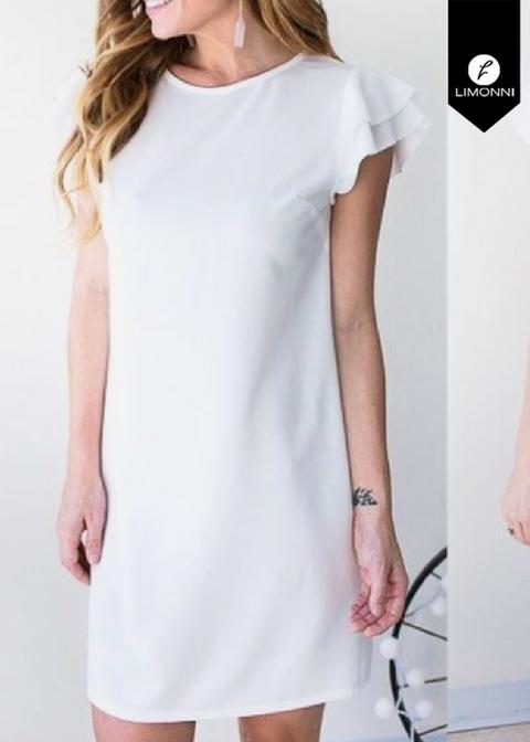 Vestidos para mujer Limonni Novalee LI1586 Cortos Casuales
