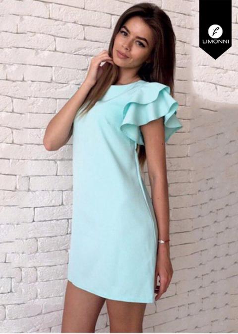 Vestidos para mujer Limonni Novalee LI1589 Cortos elegantes