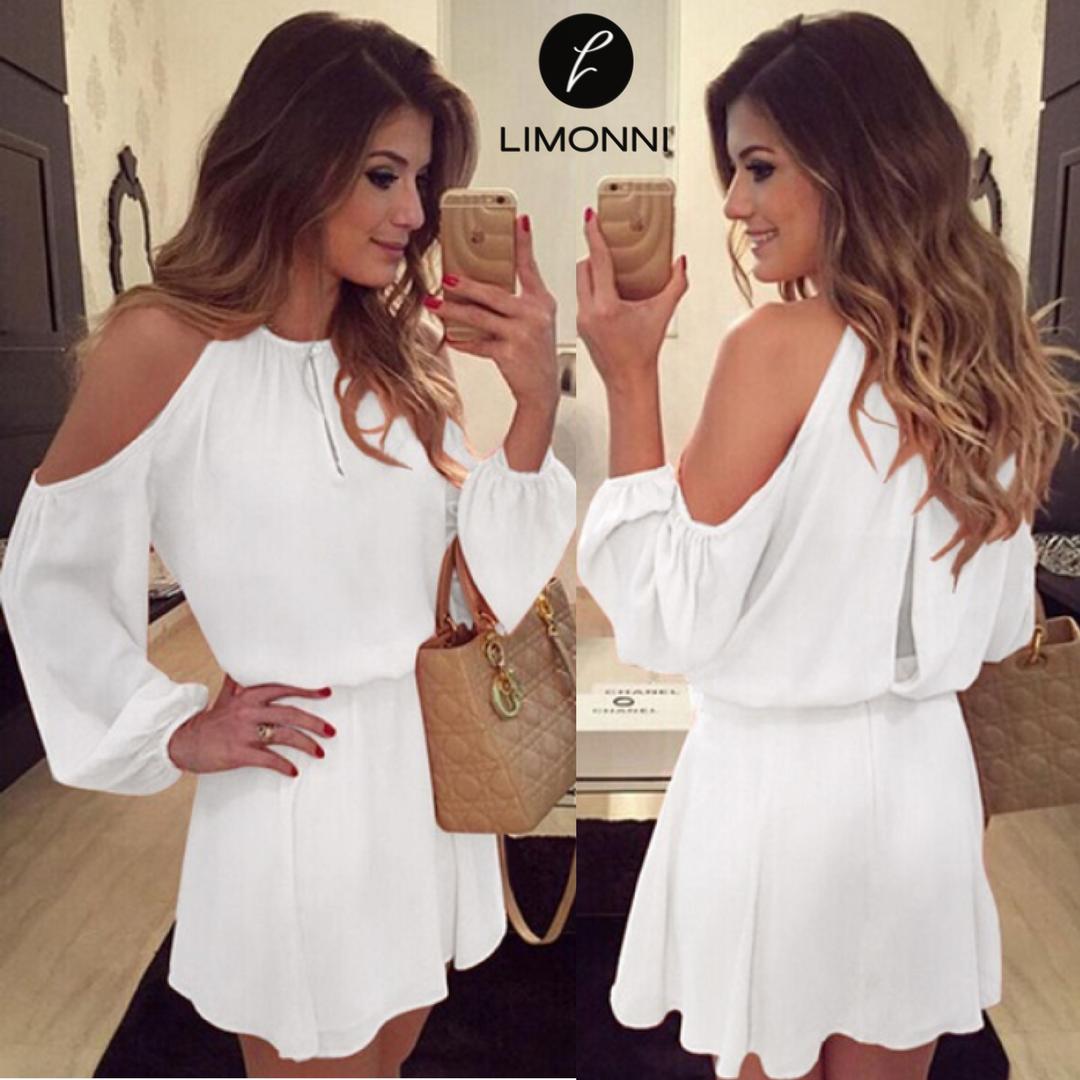 Vestidos para mujer Limonni Novalee LI1603 Cortos elegantes