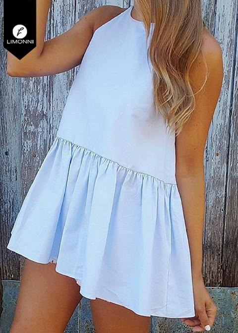 Blusas para mujer Limonni Novalee LI1617 Casuales