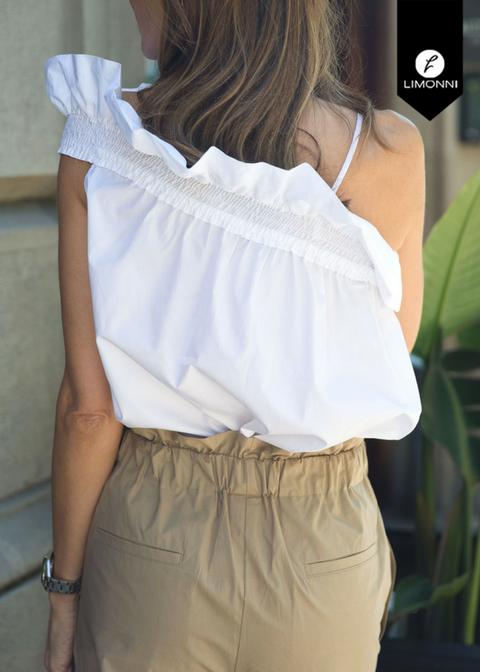 Blusas para mujer Limonni Novalee LI1624 Casuales