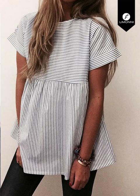 Blusas para mujer Limonni Novalee LI1630 Casuales