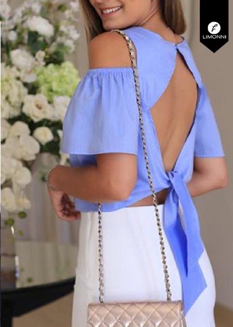 Blusas para mujer Limonni Novalee LI1636 Casuales