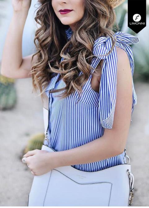 Blusas para mujer Limonni Novalee LI1641 Casuales