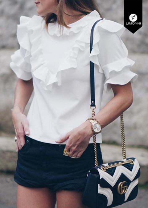 Blusas para mujer Limonni Novalee LI1645 Casuales