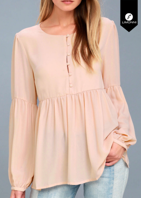 Blusas para mujer Limonni Novalee LI1648 Casuales