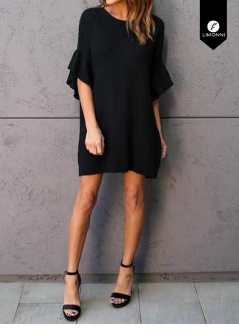 Vestidos para mujer Limonni Novalee LI1659 Cortos Casuales