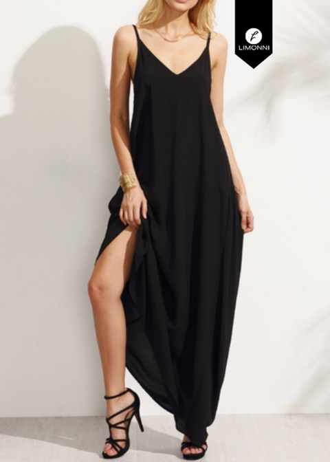 Vestidos para mujer para mujer Limonni Limonni LI1665 Maxidress