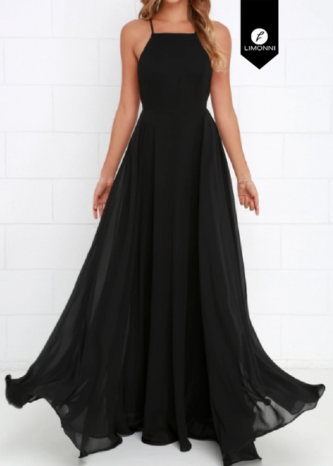 Vestidos para mujer Limonni Limonni LI1666 Maxidress