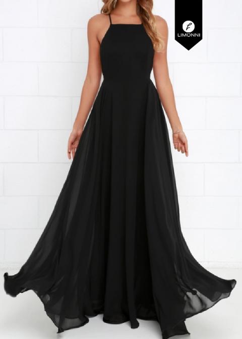 Vestidos para mujer para mujer Limonni Limonni LI1666 Maxidress