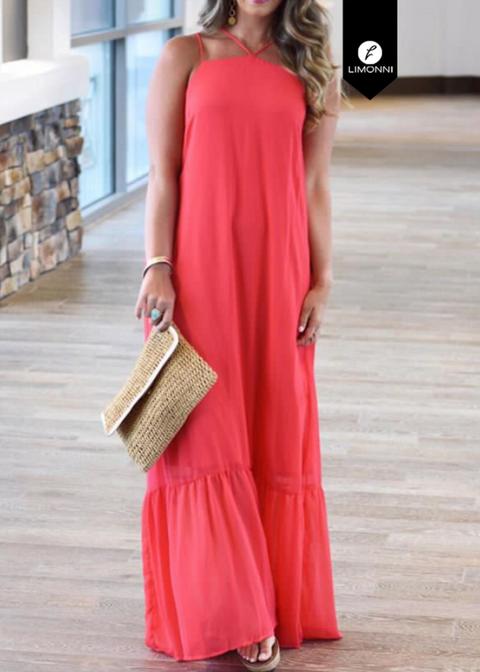 Vestidos para mujer para mujer Limonni Limonni LI1667 Maxidress