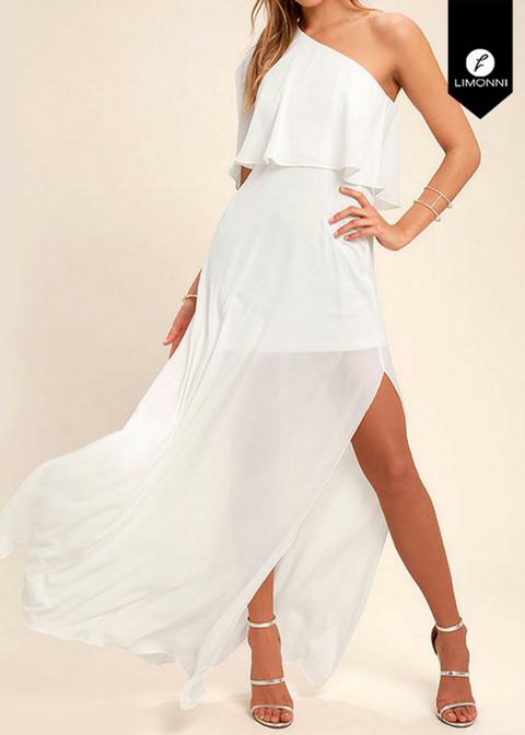 Vestidos para mujer Limonni Limonni LI1670 Maxidress