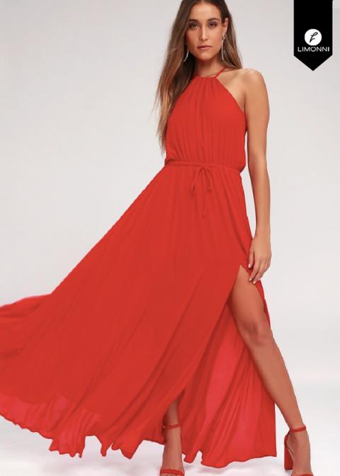 Vestidos para mujer Limonni Limonni LI1672 Maxidress