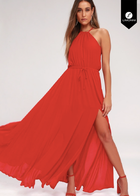 Vestidos para mujer para mujer Limonni Limonni LI1672 Maxidress