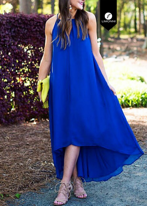 Vestidos para mujer para mujer Limonni Limonni LI1673 Maxidress