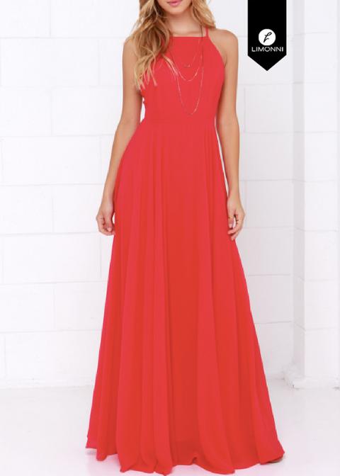 Vestidos para mujer Limonni Limonni LI1676 Maxidress