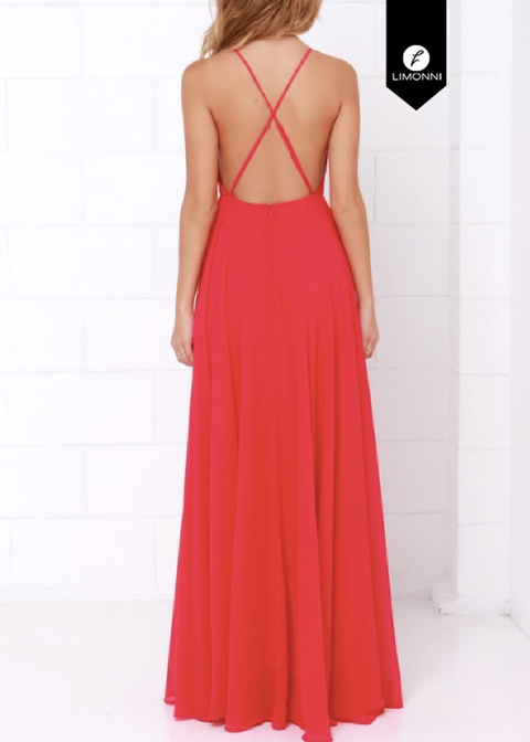 Vestidos para mujer para mujer Limonni Limonni LI1676 Maxidress