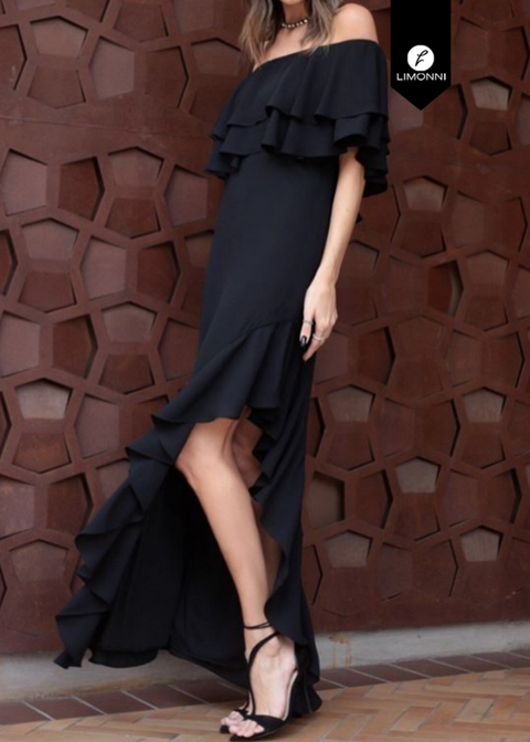Vestidos para mujer para mujer Limonni Limonni LI1679 Maxidress