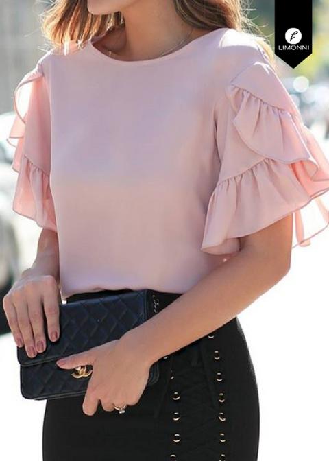 Blusas para mujer para mujer Limonni Novalee LI1683 Casuales