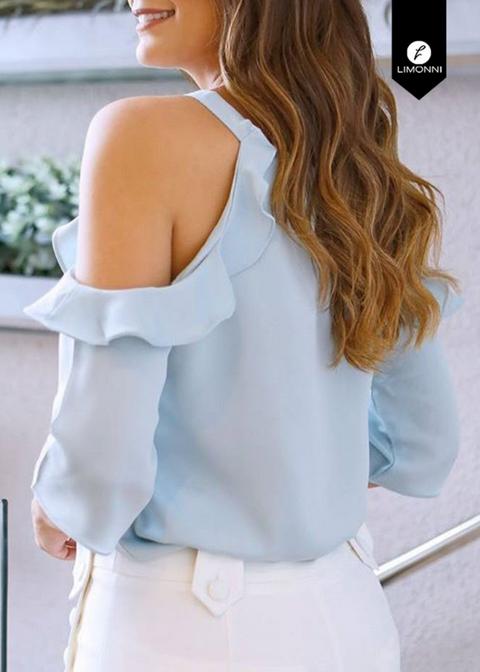 Blusas para mujer Limonni Novalee LI1684 Casuales