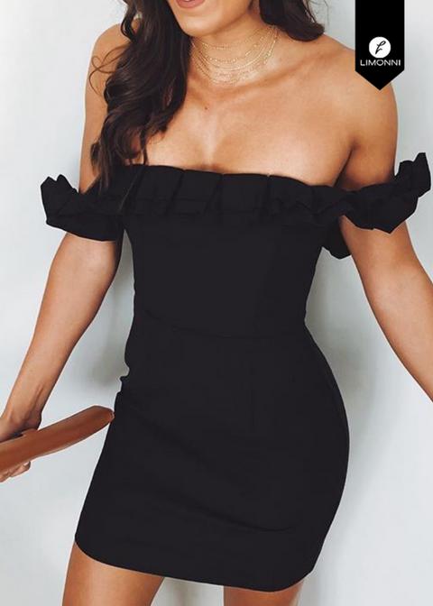 Vestidos para mujer para mujer Limonni Novalee LI1687 Cortos elegantes