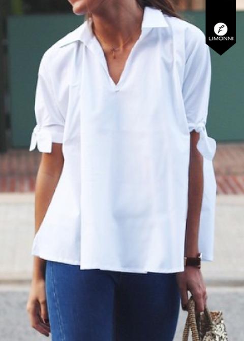 Blusas para mujer para mujer Limonni Novalee LI1690 Camiseras