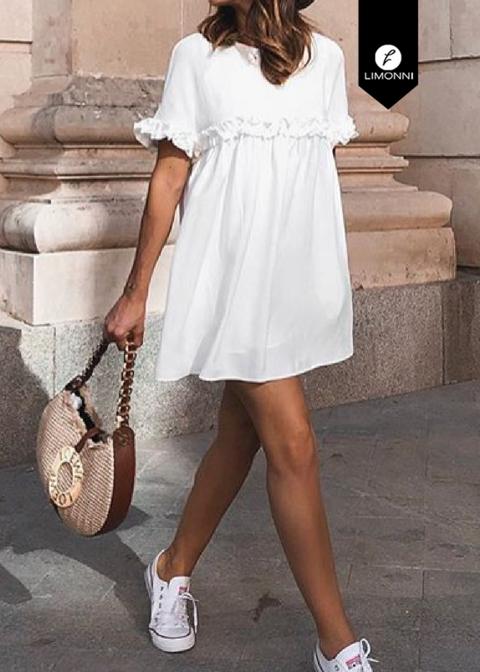 Vestidos para mujer Limonni Novalee LI1694 Cortos Casuales