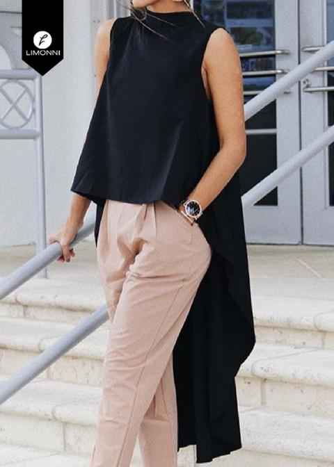 Blusas para mujer para mujer Limonni Novalee LI1695 Casuales