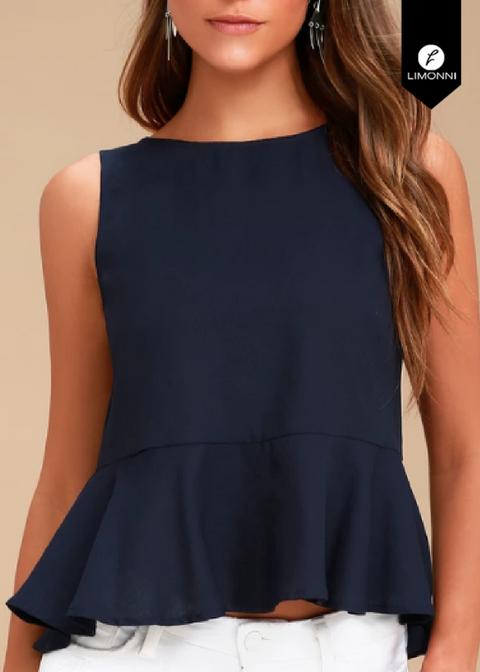 Blusas para mujer para mujer Limonni Novalee LI1697 Casuales