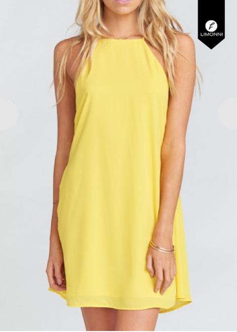Vestidos para mujer Limonni Novalee LI1700 Cortos Casuales