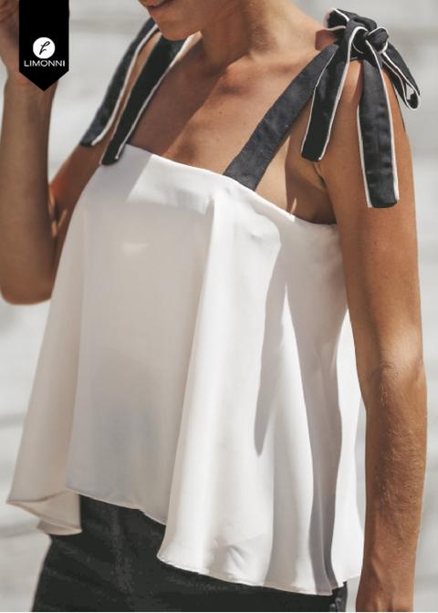 Blusas para mujer Limonni Novalee LI1701 Casuales