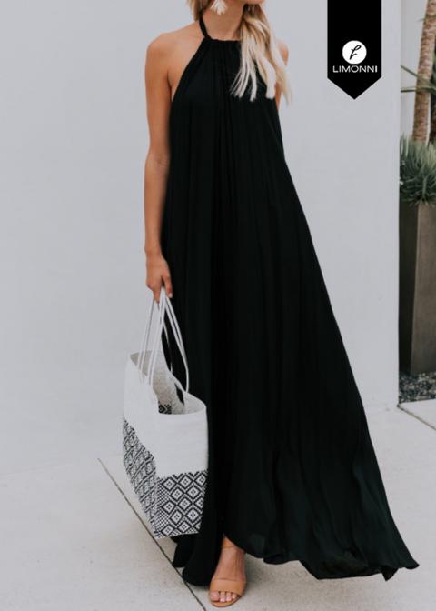 Vestidos para mujer Limonni Novalee LI1702 Maxidress