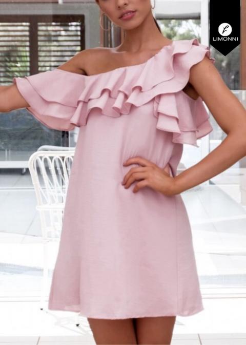 Vestidos para mujer Limonni Novalee LI1709 Cortos Casuales