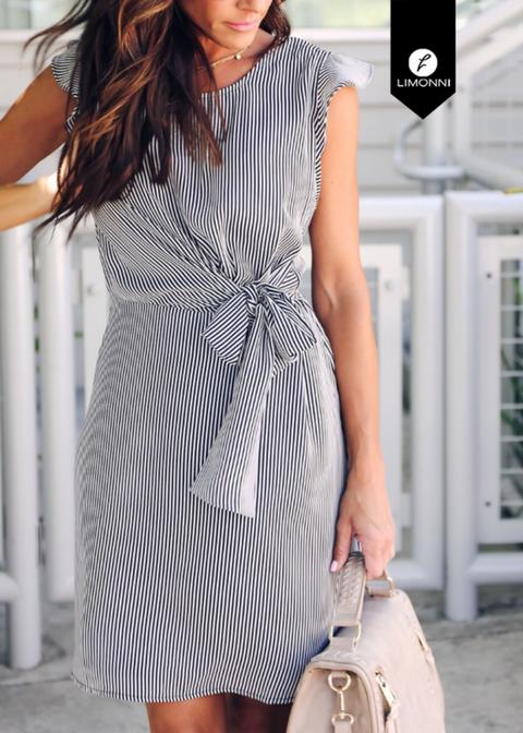 Vestidos para mujer para mujer Limonni Novalee LI1710 Cortos Casuales